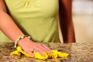 como limpar granito