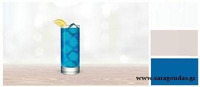 Χρωματα για Κουζινα, Αποχρώσεις Μπεζ Μπλε