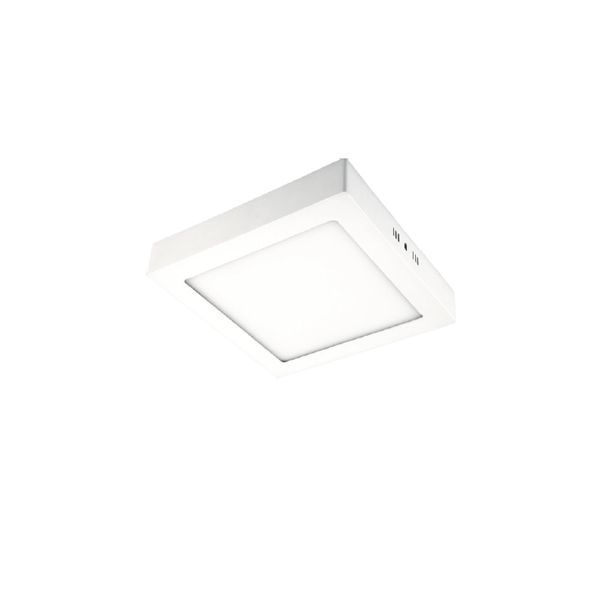 Ref: STH5941/30,  Código: 0285361,  Luminária ultra slim 9w luz quente,   Medidas: 17x17x4cm,  Material: alumínio,  Cor: Branco,  Potência 9w,  Fluxo luminoso 500lm,  Eficiência luminosa 67lm/w,  Temperatura de cor 3.000k branca quente amarelada,  IRC 75,  Tensão: bivolt,  Ângulo de abertura: 120°,  Fator de potência 0,6,  Durabilidade 30.000h,  Marca: Stella