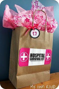 Geschenk zur geburt im krankenhaus