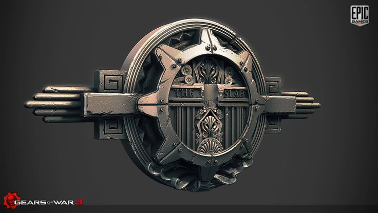 Work from the Gears of War:Fenix Rising DLC Pack.
