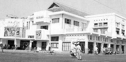 Bioskop Indra jln Pemuda tahun 1950