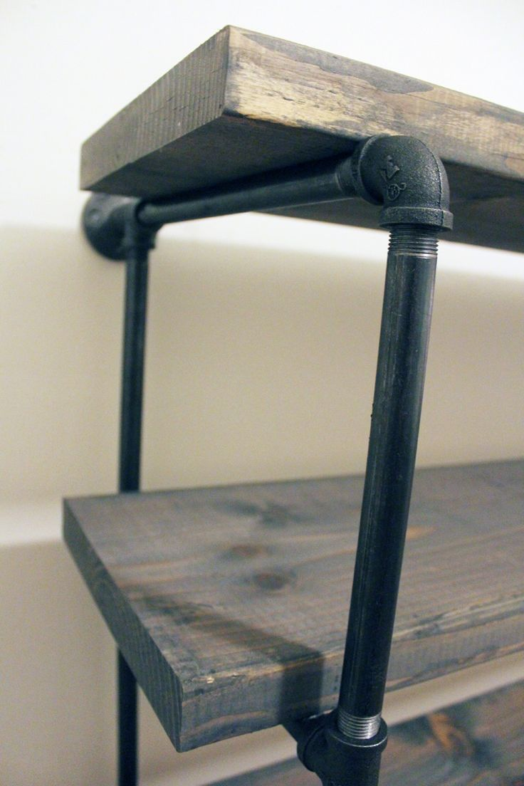 1471 best DIY: Plumbing Pipe & Scaffolding Tubes in Home Decor ...