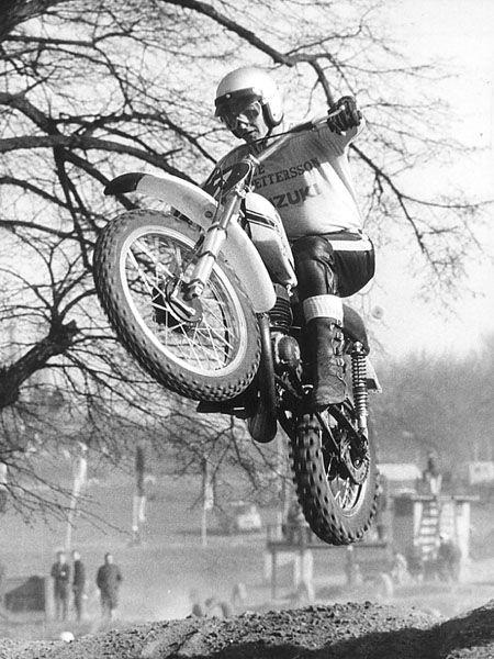 Olle Petterson, Suzuki