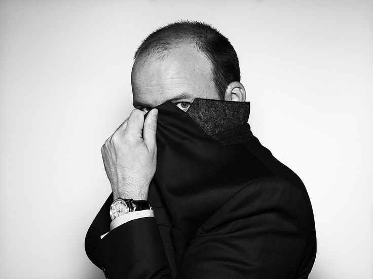 """Rory Kinnear  photographed by RANKIN for the book """"Blood, Sweat and Bond  Behind the Scenes of SPECTRE"""" -10/27/2015"""