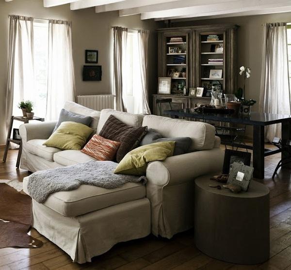 Cozy Living Room Colors: Cozy Living Room
