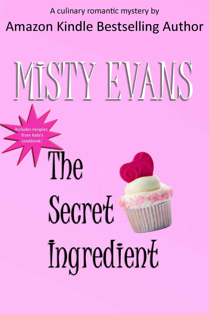 Amazon.com: The Secret Ingredient (A Culinary Romantic Mystery) eBook: Misty Evans: Books