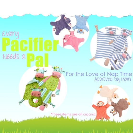 Pacifier Pals !