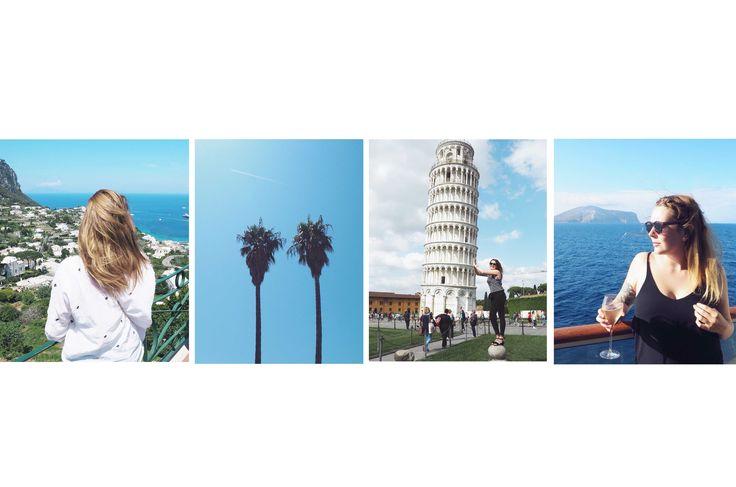 AIDA Mediterrane Highlights 1 - alles Wissenswerte und Tips für die Mittelmeerkreuzfahrt mit der AIDAblu zusammengefasst in einem Reisebericht.
