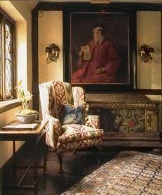 Classical Interiors, Timeless Elegance, Old World   William R. Eubanks  Interior Design, Inc.