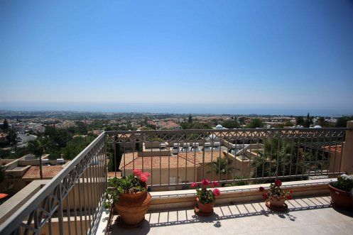 Gallery of Tala Chorio Sea View Penthouse . Apartment for sale (Property for sale in Cyprus) through Cyprus Resales