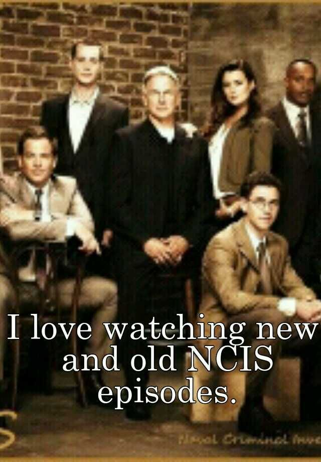 I love the old and new NCIS. USA network - don't stop showing the reruns. We will not watch the stuff you are replacing NCIS with!!!