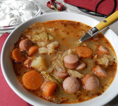 hogymegtudjuknézni: Frankfurti leves