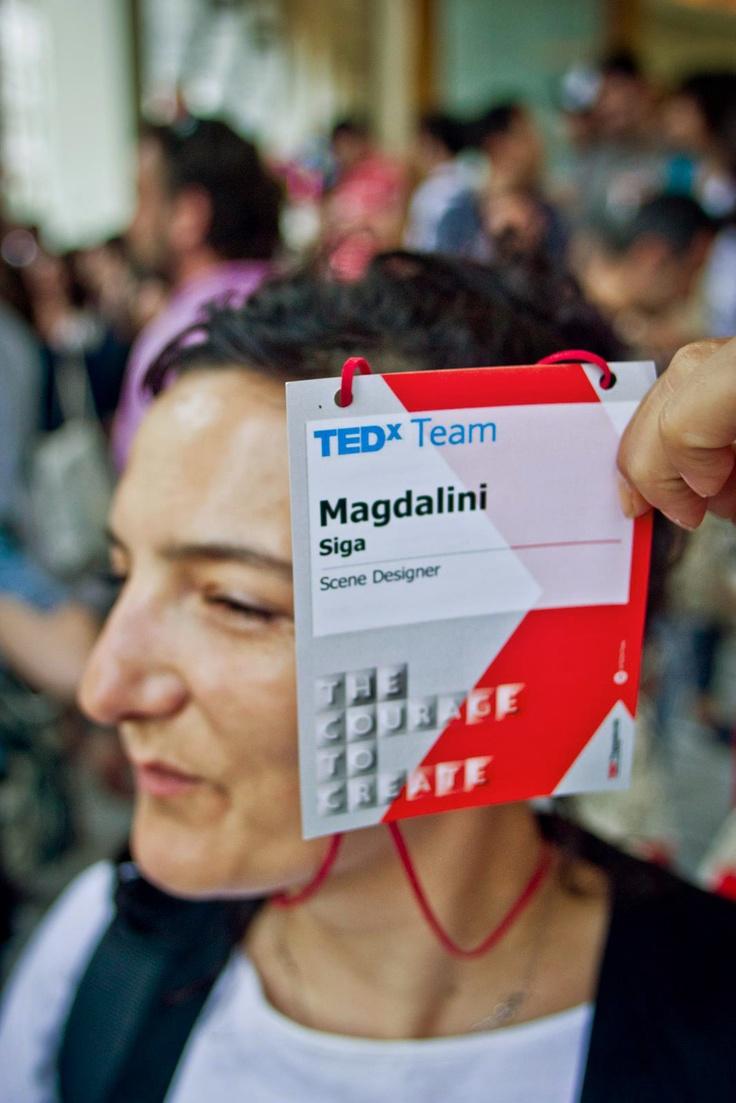 TEDxThessaloniki 2012 badge