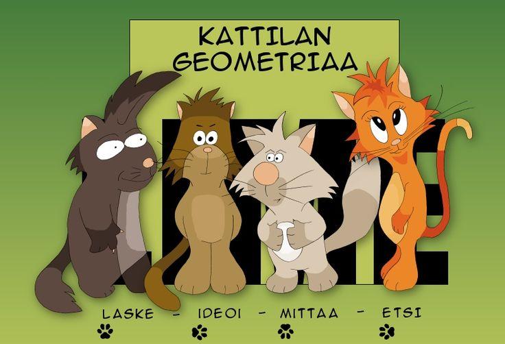 Kattilan geometriaa (TVT-harjoitus).