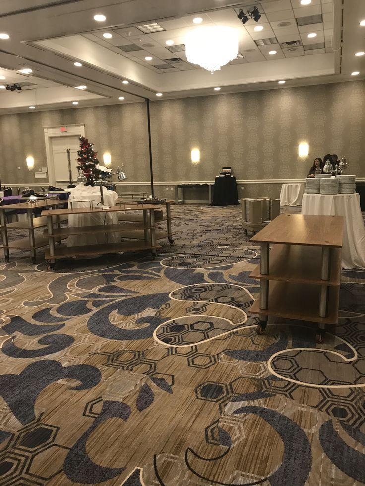 Westfields Marriott Ballroom Colors