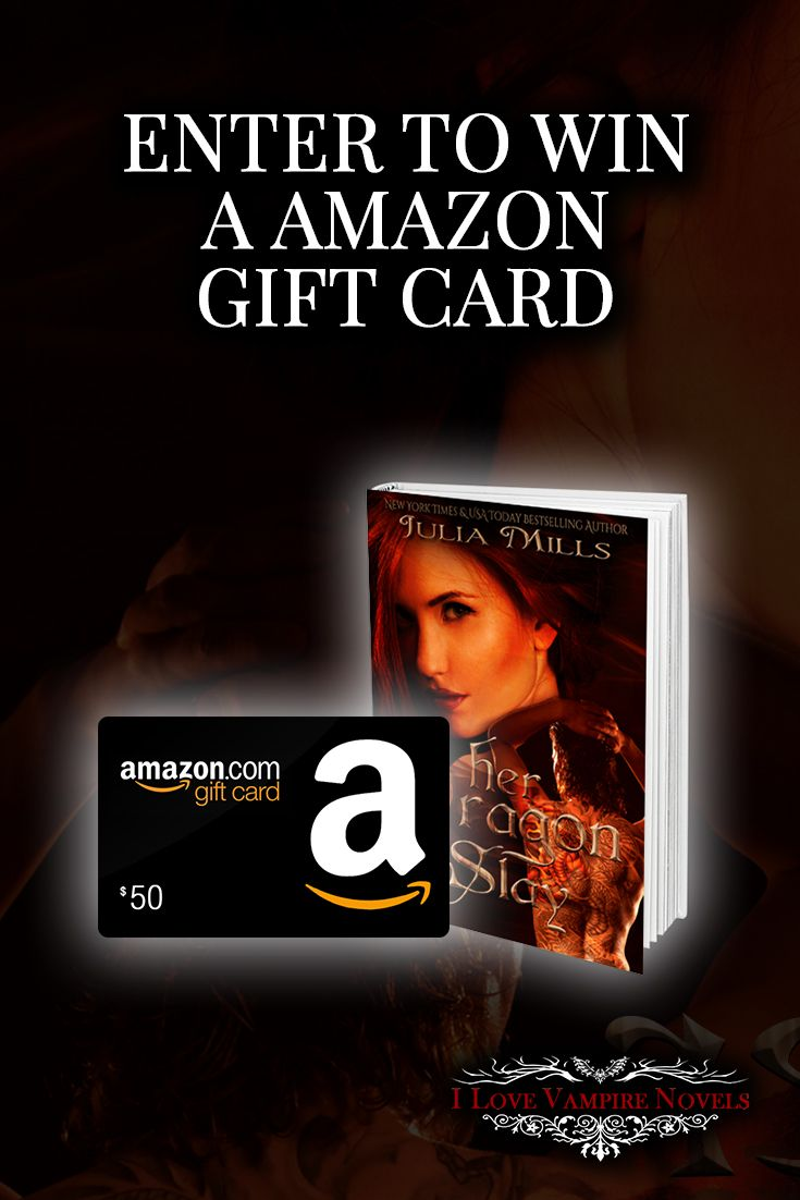 Win $50 & $25 Amazon Gift Cards from NY Times & USA Today Bestselling Author Julia Mills  http://www.romancedevoured.com/giveaways/win-50-25-amazon-gift-cards-from-julia-mills/?lucky=20095