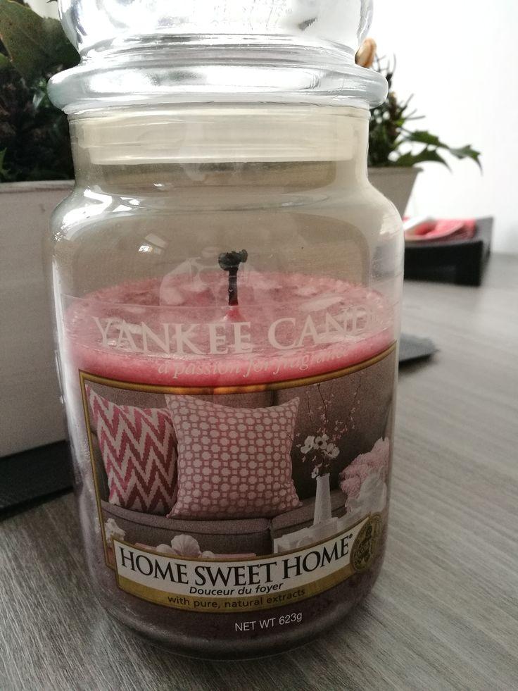 Yankee Candle Home Sweet Home
