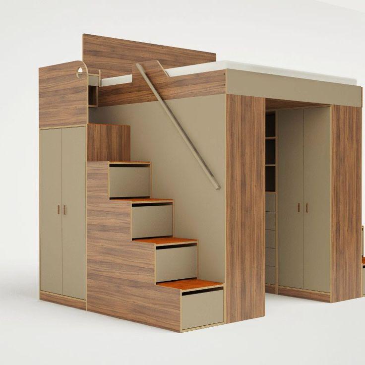Best 25+ Space saving beds ideas on Pinterest