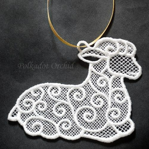 """lace sheep 
