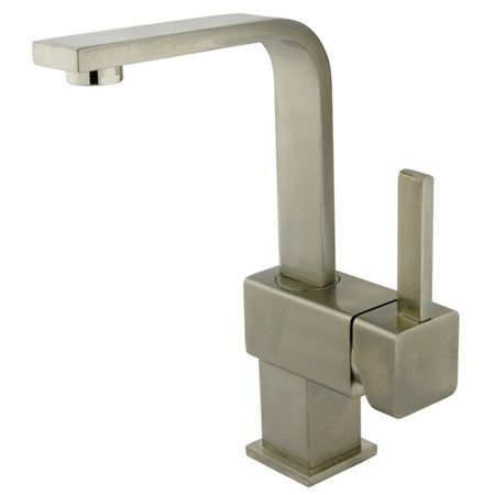 Rio Single Handle Bathroom Faucet with Push Up Drain