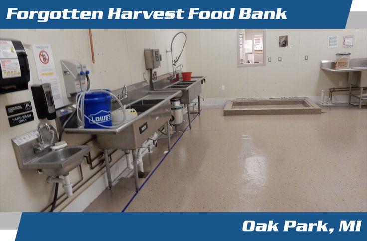 Forgotten Harvest Food Bank | Oak Park, MI