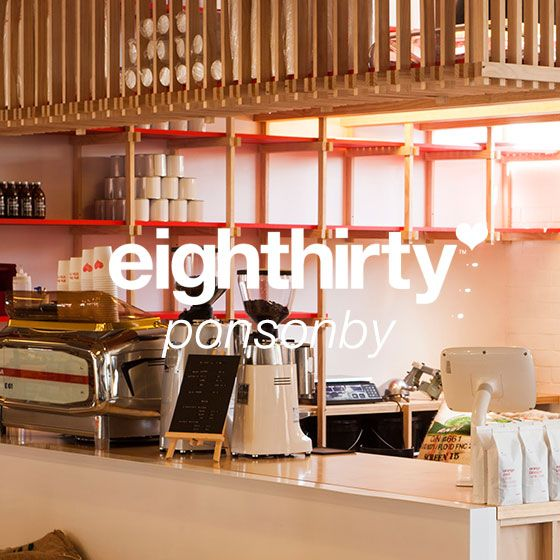 ~ Eighthirty Coffee Roasters ~ The BEST coffee in New Zealand, let alone Auckland. Do it!
