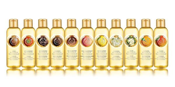 Do twarzy, ciała i włosów- natychmiastowo rozwiązują problem suchej skóry i włosów. Zmiękczają i odżywiają dzięki niezwykłej mieszance lekkich olejków orzechowych.