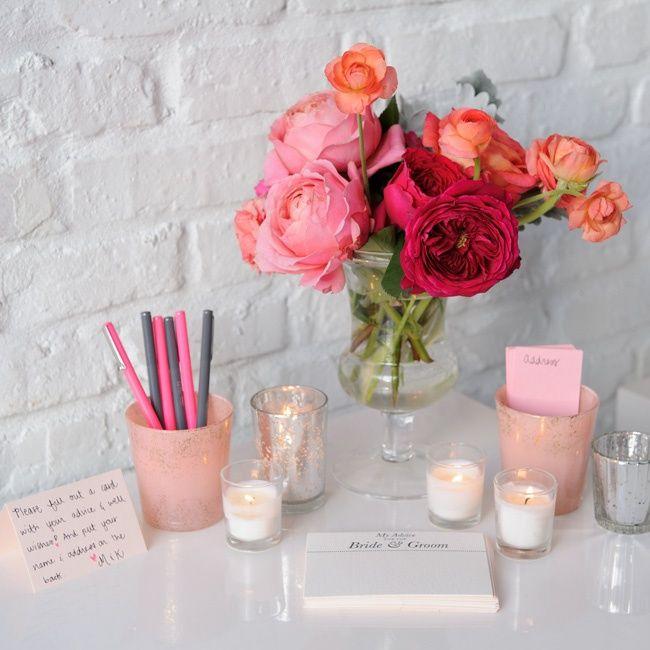 Guest Book Wedding Decoration Ideas: 101 Best Guest Book Table Ideas Images On Pinterest