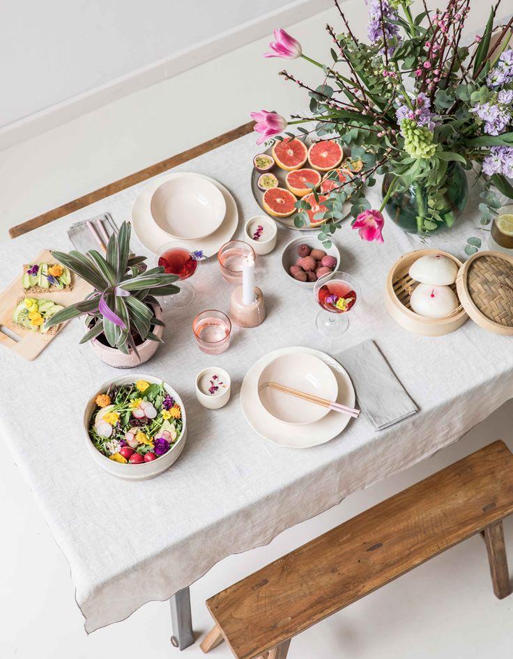 Déco de table : nos plus belles inspirations pour l'été - Elle Décoration
