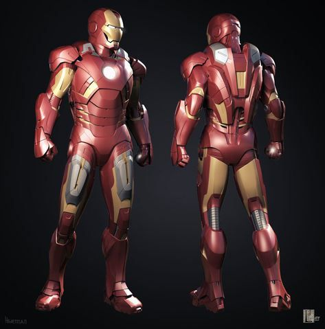 The Many Armours of Iron Man | Eccentric but Lazy Ramblings of an Intrepid Webonaut