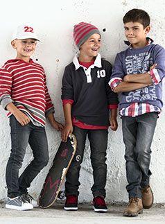 cool boys ensembles