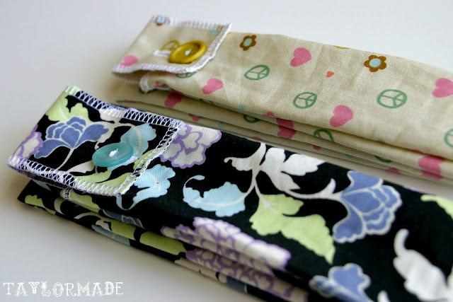 Taylor Made: Stethoscope Covers, sew it for the nurse ladies!