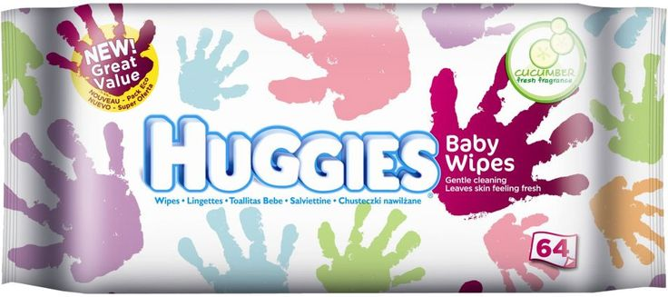 Home+ | Rakuten: Huggies Baby Wipes 256WIPES (4PACKS*64WIPES): Huggies