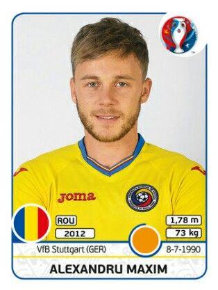 Alexandru Maxim - EURO 2016