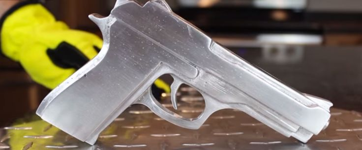 Turning Styrofoam Into Aluminum is Surprisingly Easy