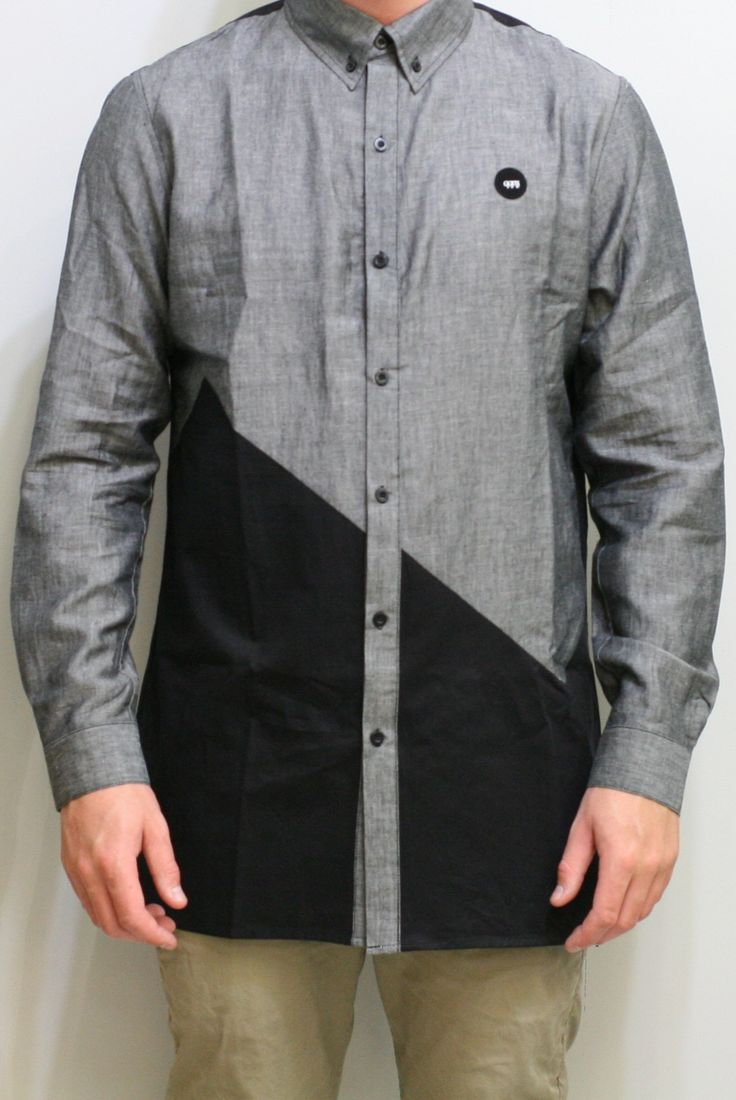Ardent L/S Shirt - Black Wash