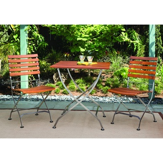 @Overstock.com - Phat Tommy Galleria Square Table w/ Galleria Folding Chairs - A classic hammered iron look is enhanced by an uncluttered leg design and graceful geometry to define this table. This table will add a modern touch to any indoor or outdoor space.     http://www.overstock.com/Home-Garden/Phat-Tommy-Galleria-Square-Table-w-Galleria-Folding-Chairs/7784457/product.html?CID=214117  $472.99