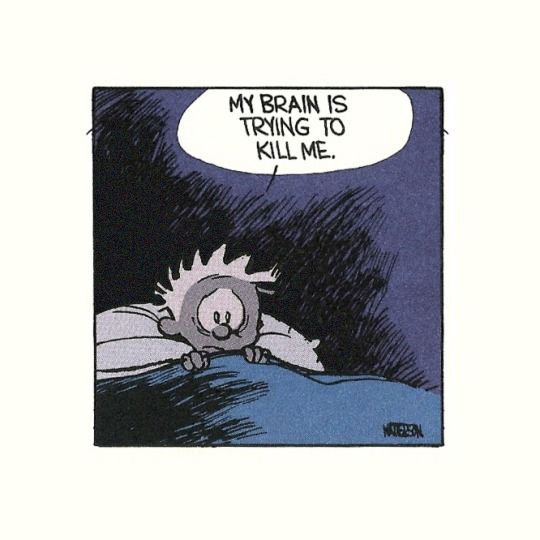 Insomnia is trying to kill me! Nightmares as a child= insomnia as an adult! I know it's true form asking everyone I know. Worse nightmares, worse your insomnia & sleep issues are! Any one agree???