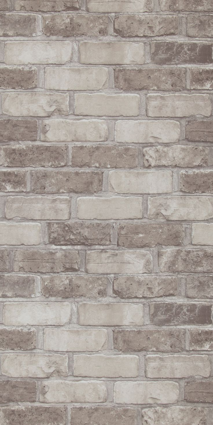 bakstenen behang / bricks wallpaper collection More Than Elements - BN Wallcoverings