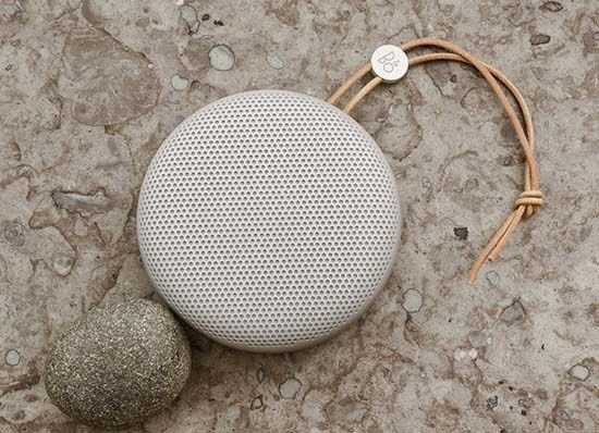 Danish consumer electronics Bang & Olufsen introduced a new Bluetooth speaker, the Beoplay A1 #BangOlufsen #Beoplay #BeoplayA1 @bangolufsen