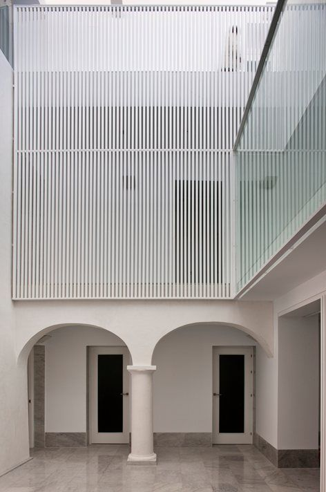 Diañez House Restoration, Alcalá de los Gazules, 2009 - Francisco Reina Arquitecto