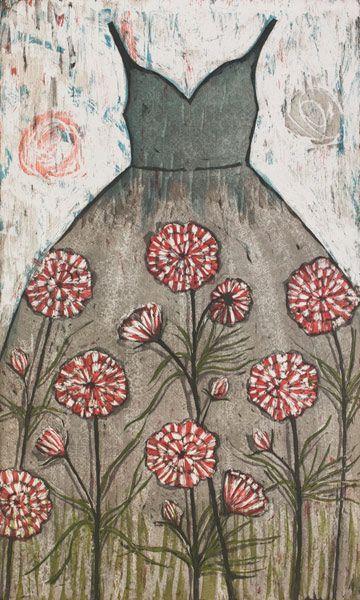 Kirsi Neuvonen - Piparminttupuku // Peppermint Dress (2013)
