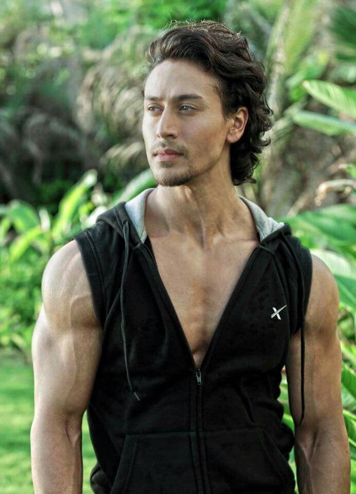 Tiger Shroff indian Actor