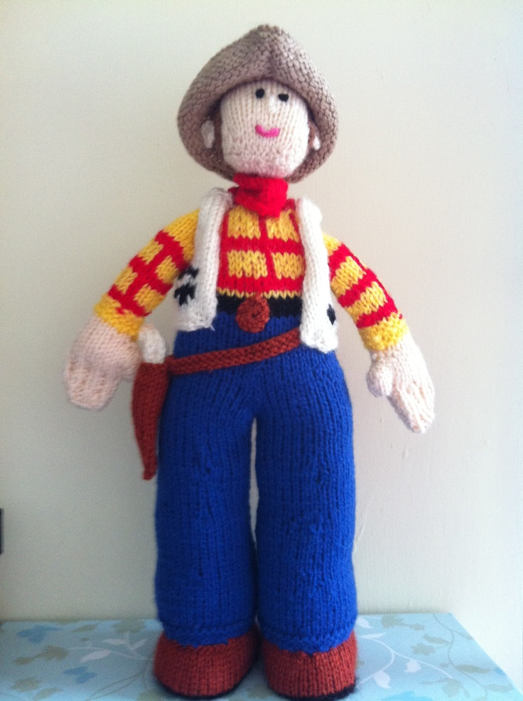 Toy Story Knitting Patterns Woody : 57 best Toy Story Patterns, Crafts and Inspirations images on Pinterest Buz...