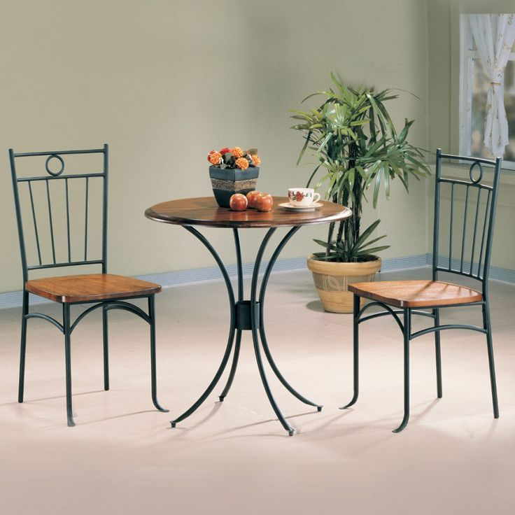 3 Piece Bistro Dining Set