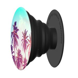 Button : #67 Palm Trees