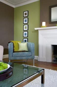 Living Room Colors by Paula Renee Lindsey