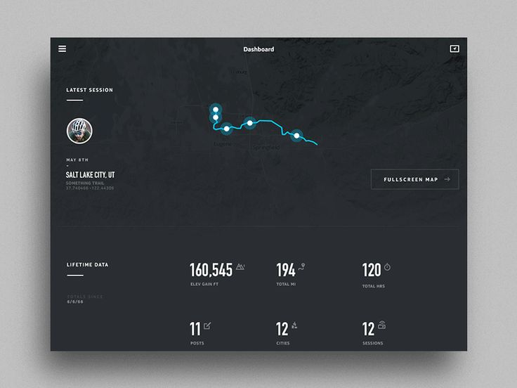 Dashboard view for iPad.  ________  This was done during a 13 month concept project with HERE, a Nokia company. I can't say enough about how amazing it was for us to integrate with their internal d...