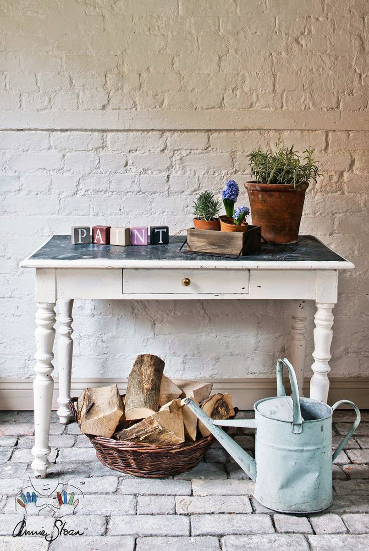 Loving... Chalk Paint {A South African guide} - Thingsdeeloves
